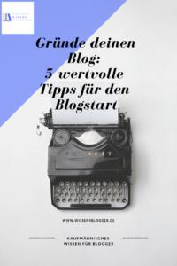 blog-gründen-tipps